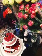 День Рождения у нашего любимого директора, Татьяны Павликовой.